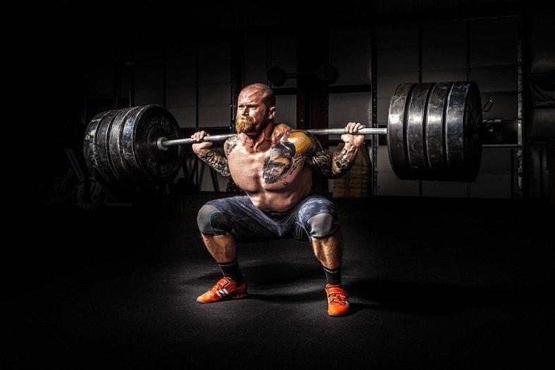 3er split trainingsplan im gym