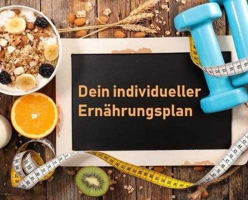 ernährungsplan zum zunehmen erstellen lassen