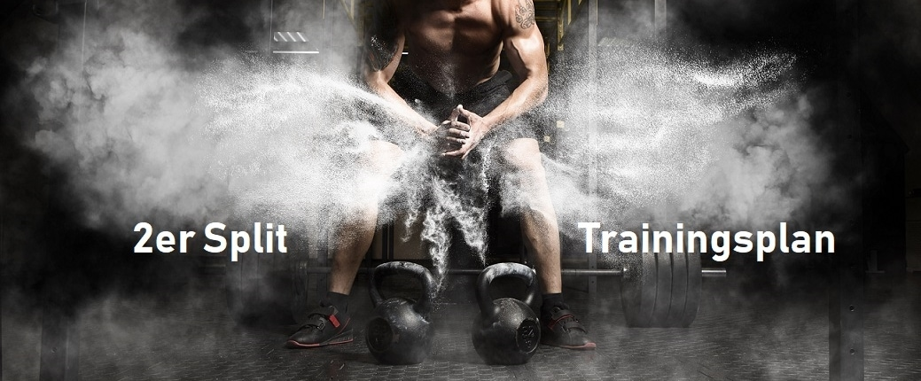 2er split trainingsplan