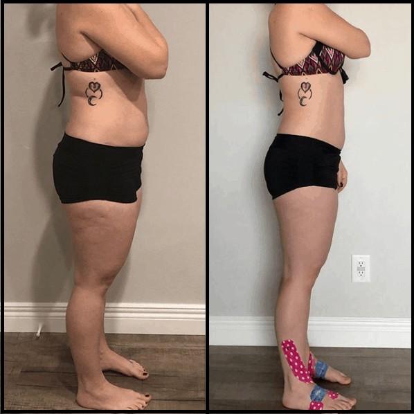 ernährungsplan und trainingsplan body transformation