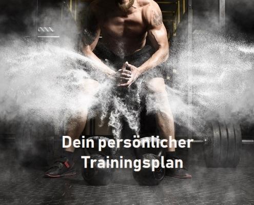 trainingsplan erstellen lassen