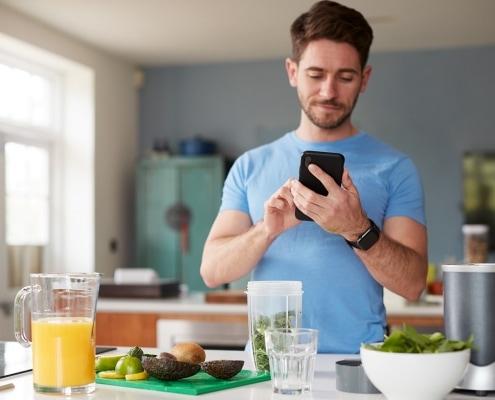 ernährungstagebuch essen tracken
