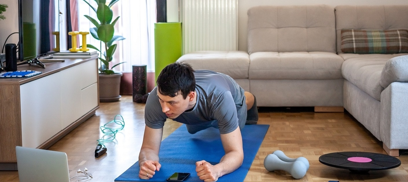 online personal trainer fitness zuhause