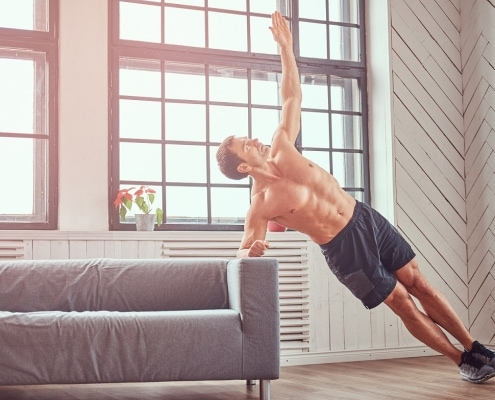 home workout programm fitness zuhause