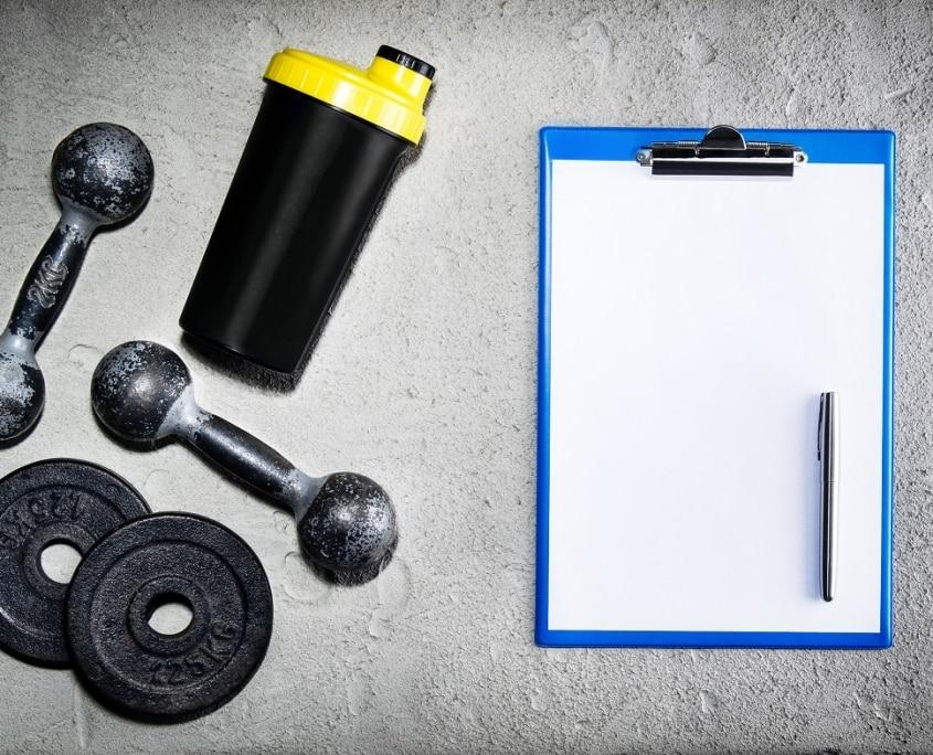 fitnessplan erstellen lassen