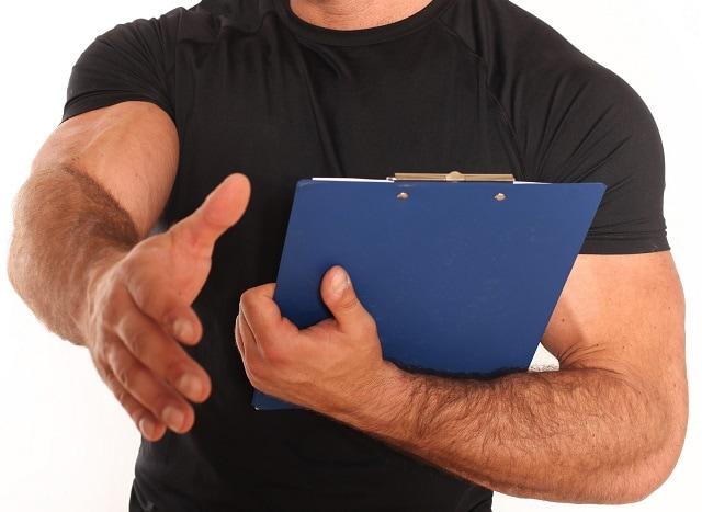 fitness trianer online