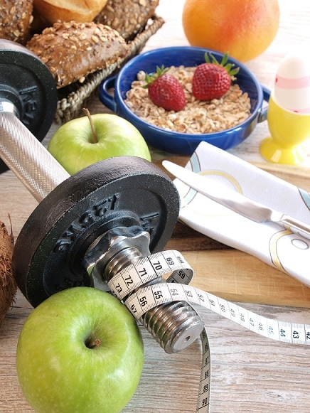 fitnessplan erstellen mit ernährung