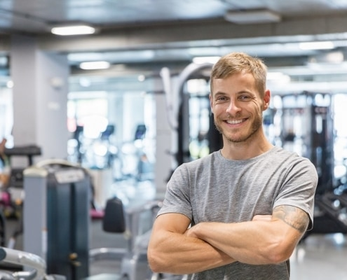 personal fitness coach trainer