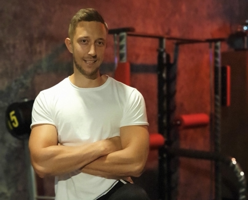 personal trainer fitness coaching